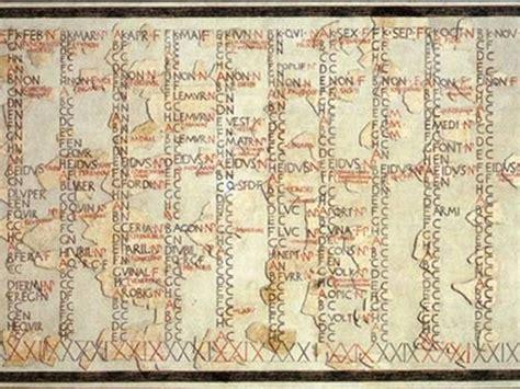 Anno 0 Calendario Greco I Calendari Dall Antica Roma Al Mondo Attuale Generazione X