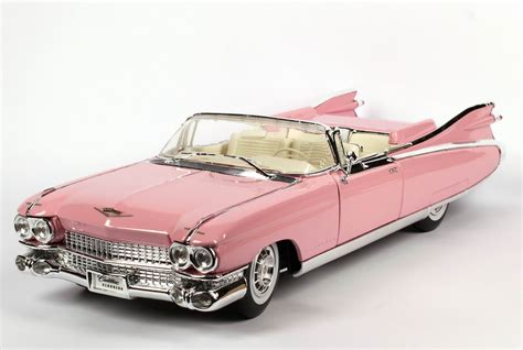 cadillac pink cadillac eldorado biarritz 1959 pink maisto 36813 bild 2