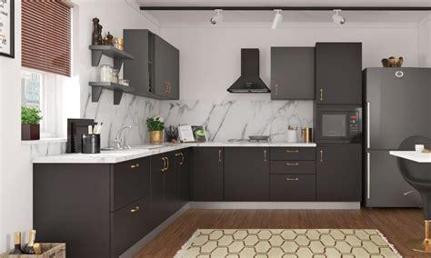 L Shape Kitchen. Perfect L Shaped Kitchen With L Shape