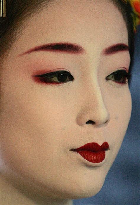 Eyeshadow A Seri C memoirs of a geisha makeup www imgkid the image