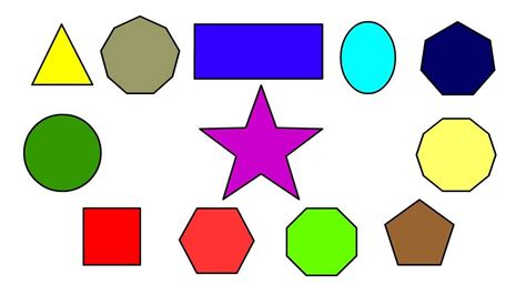 shapes with names descargardropbox shapes learning descargardropbox