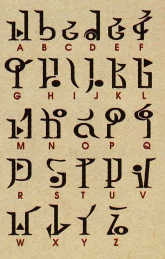 Letter Wind Waker Hyrulian Alphabet Miscellaneous Nerdiness Language Languages To Learn And Twilight