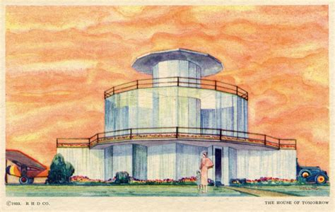 the house of tomorrow preserving the house of tomorrow a vision of the future from 1933 here now