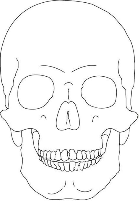 blank sugar skull template 17 best images about shrinky dink glass paint