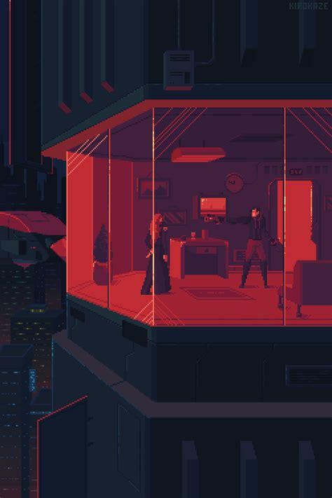 city pixel tumblr