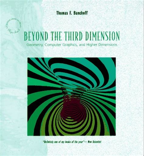 unlocking the 3rd dimension books beyond the third dimension by f banchoff reviews