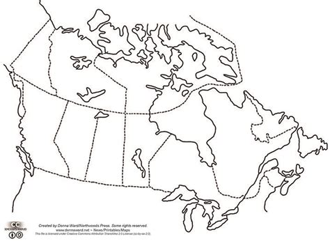 printable maps canada 17 best images about ed geography on pinterest shops