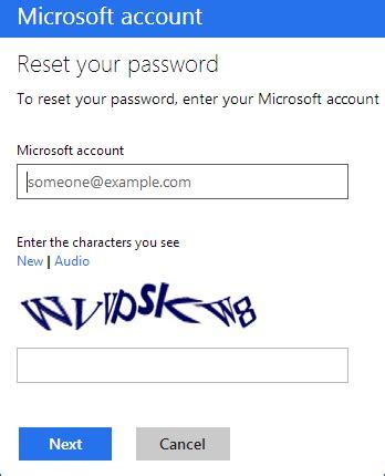 reset windows password microsoft account как удалить пароль windows 8