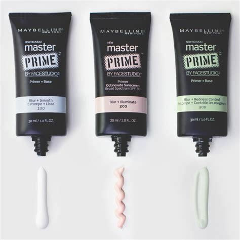 Maybelline Smooth Primer primer makeup poreless younger looking skin
