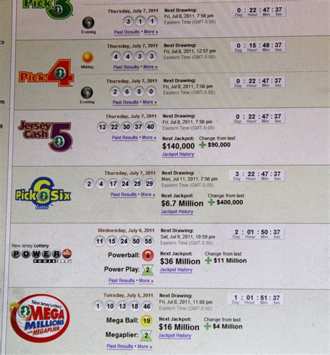 Number Search Md Md Lottery Results Post Winning Lotto Numbers Az