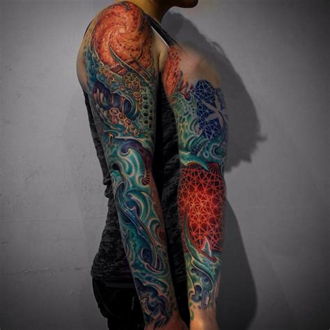 sacred geometry tattoo color www pixshark com images