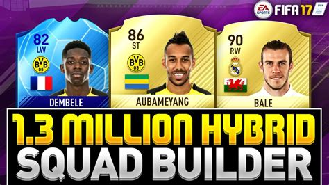 fifa 17 1 3 million overpowered fut chions