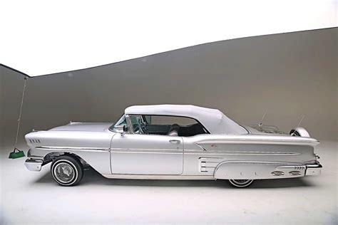 1958 chevrolet impala convertible 58 caliber
