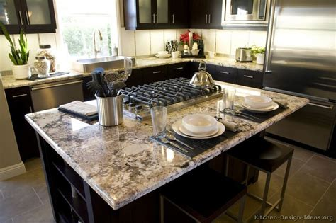 Black Friday Kitchen Cabinets Quot Black Friday Quot Kitchen Of The Day Black Cabinets With White Granite Kitchens Of The Day