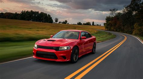 2017 dodge charger size sedan