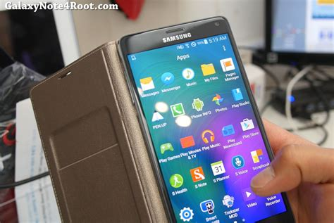 how to root the samsung galaxy note 4 international galaxynote4root learn how to root galaxy note 4 and install custom rom