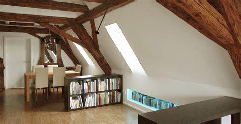 Beleuchtung Offenes Dachgeschoss by Ausbau Dachgeschoss