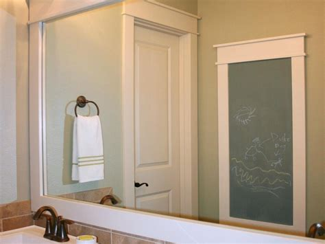 stick on frames for bathroom mirrors stick on frame for bathroom mirror home design ideas
