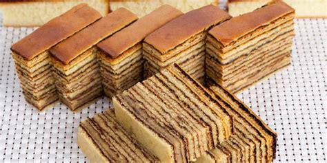 Lapis Legit Chelsea Setengah Loyang mengapa kue lapis legit dibanderol dengan harga selangit perkaya wawasan anda dengan