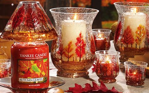 Best Scented Candles For Fall by Yankee Candle Autumn Leaves Scented Candle Review Best