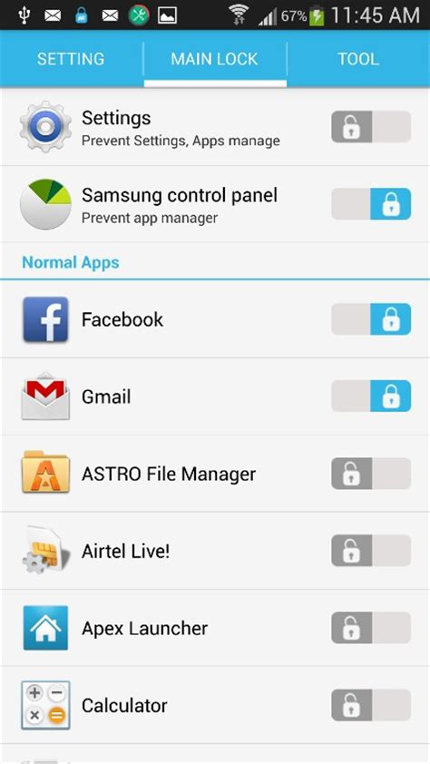 lock apps android protect your android gmail whatsapp with lock screen