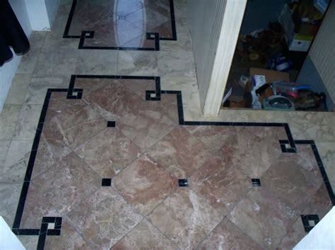 tile layout design ideas foyer tile design ideas homestartx com