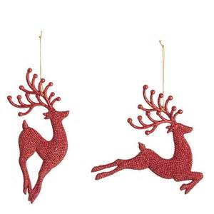 rentier dekoration reindeer decoration letter of recommendation
