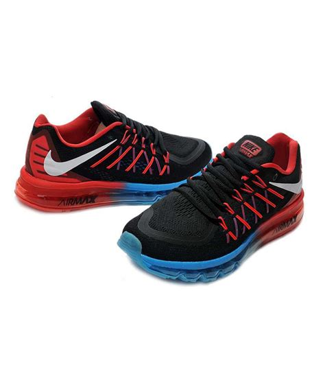 nike running air max pria nike air max 2015 black running shoes buy nike air max