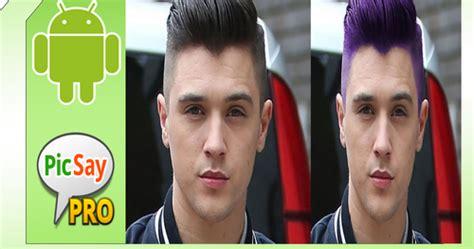cara edit picsay pro masih dunia lain cara edit warna rambut di picsay pro android