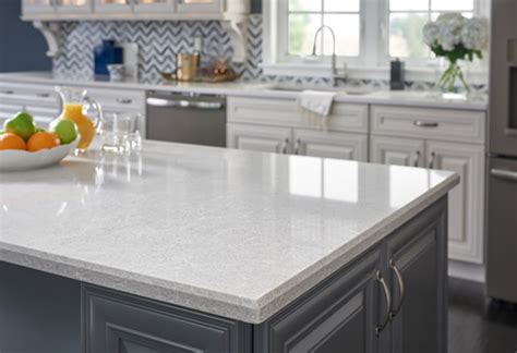 Kitchen Travertine Backsplash Quartet Lg Viatera Artistic Granite And Quartz