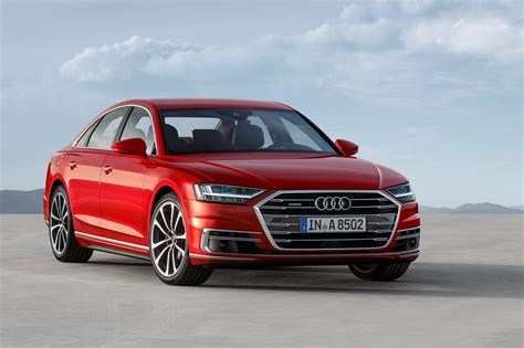 New Audi by New 2017 Audi A8 Officially Revealed All You Need To