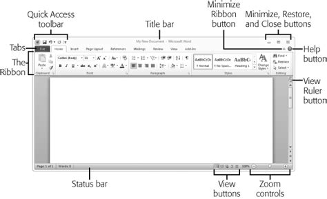 layout of word processing diagram of word processor screen layout gallery how to