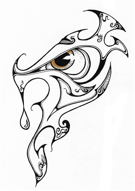 Eye Design 17 By Mk Thommo On Deviantart Awesome Designs Drawings