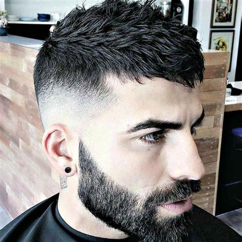 french haircut men french crop haircut