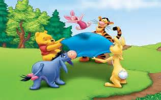Winnie Pooh Background Wallpapers Win10 Themes