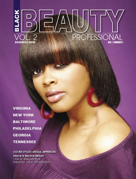 Black Hair Magazine Hairstyles 2012 by Black Hair Magazine That Is Strictly Dedicated To