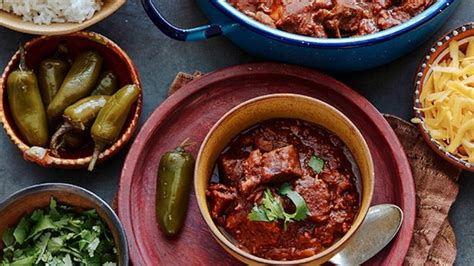 best chili con carne recipe best chilli con carne recipes food network uk
