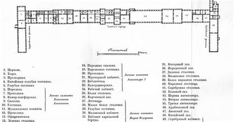 catherine palace floor plan first floor plan catherine palace yekaterininskiy