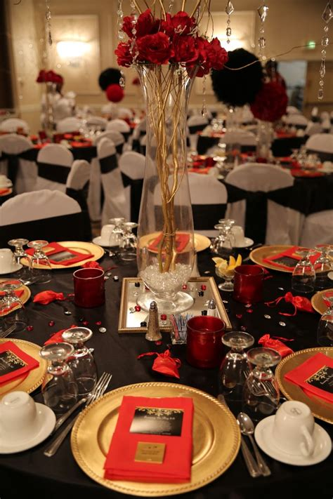 table decor items 23 best images about 50th birthday party quot red carpet