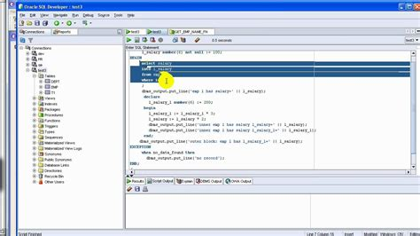 oracle tutorial for pl sql oracle tutorial 12 pl sql 2 variables constants