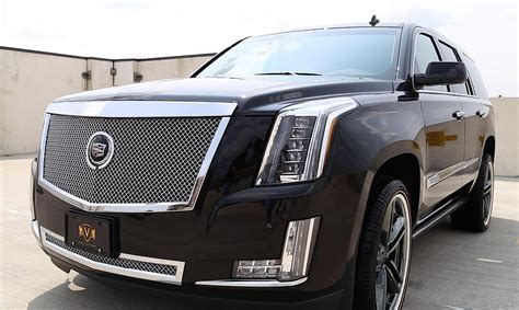 Customized Cadillac Escalade by Customized 2015 Cadillac Escalade Esv Platinum