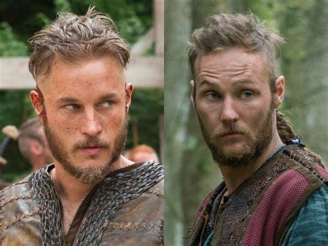Does Ragnar Get Back With His First Wife | did you see ragnar s vikings doppelg 228 nger tv show patrol