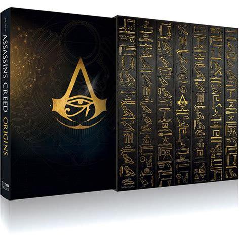 libro the art of assassinss svelato l artbook di assassin s creed origins in edizione limitata immagini e disponibilit 224