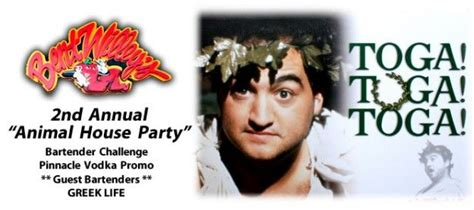 animal house toga party 17 best images about toga toga toga austins 21 st b day party ideas on pinterest