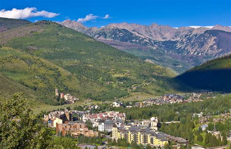 what co town of vail