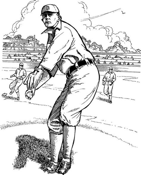 free coloring pages of detroit tigers