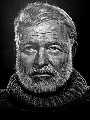 Welcome to Authors Road: Ernest Hemingway: Writer, Journalist