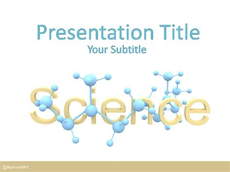 Free Science Powerpoint Templates Themes Ppt Science Templates For Powerpoint