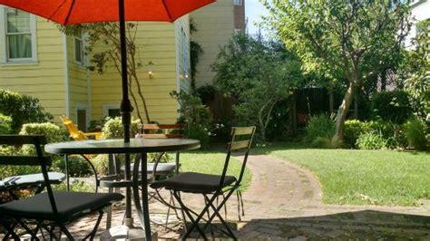 parker guest house back garden picture of parker guest house san francisco tripadvisor