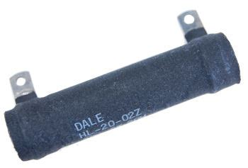 dale power resistors 33 ohm 20 watt dale power resistor